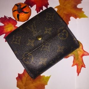 SALE!! 💯LOUIS VUITTON  Monogram Purse Wallet